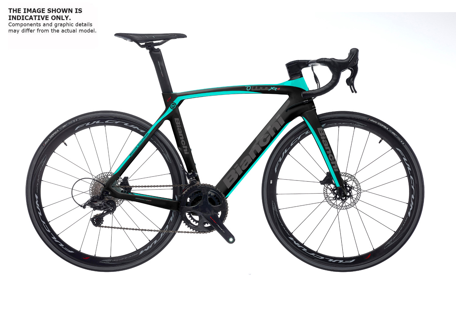 Bike (Racing) Bianchi Oltre XR4 Disc Ultegra Di2 11sp 52/36 - YOB17XBZ